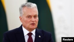 Lithuania - Lithuanian President Gitanas Nauseda, 28Sep2020