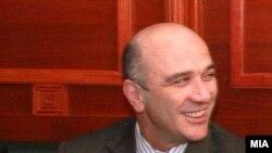 Агрон Буџаку, претседателски кандидат на ДУИ
