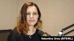 Daniela Ștefârță.