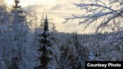 Национальный парк Рускеала в Карелии