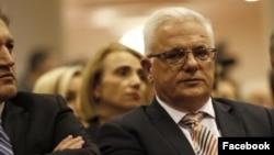 Ish-shefi i Grupit Parlamentar të Partisë Demokratike të Kosovës, Adem Grabovci.