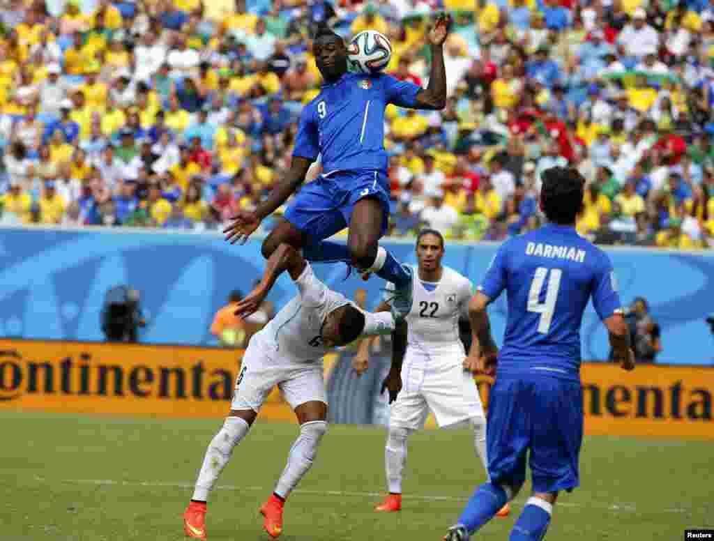 Бозии Италия ва Уругвай дар Ҷоми ҷаҳон-2014, ки бо ҳисоби 1-0 ба фоидаи Уругвай анҷом ёфт.