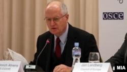 Амбасадорот Герт Хајнрих Аренс