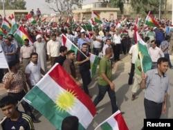 Irački kurdi, oktobar 2011.