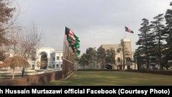 قصر ریاست جمهوری افغانستان معروف به ارگ