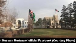 ارګ، د افغانستان ولسمشرۍ ماڼې