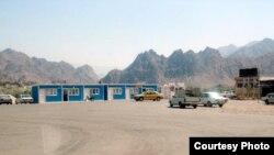 پایانه مرزی نوردوز در مرز ایران و ارمنستان؛ جایی که ادعا میشد یک «جاسوس زن آمریکایی» بازداشت شده است