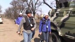 Миротворчий контингент на сході України