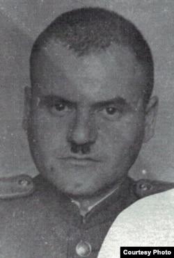 Михаил Татарский, 1940-е, фото из частного архива