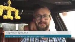 «Запрещенная символика» – это лишь предлог» – Нариман Джелял о задержании крымскотатарских активисток (видео)