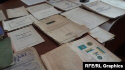 Документи УПА зі знахідки, Чернівці, 2 липня 2016 року