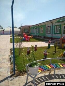 Детский сад «Калдиргоч». Ахангаран, 1 июня 2019 года.