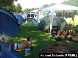 Camp na Exitu