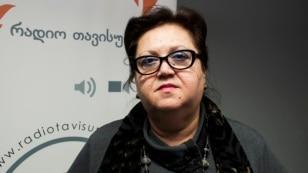 Председатель Союза русских женщин Грузии «Ярославна» Алла Беженцева