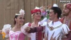 В Хансарае – балет «Бахчисарайский фонтан»