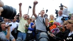 Charismatic Russian opposition leader Aleksei Navalny has energized his largely youthful power base.