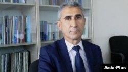 Саидбек Нуриддинов, председатель Союза адвокатов Таджикистана