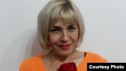 Наталья Минаева, волонтер из Темиртау, 21 год живет с ВИЧ. Фото из личного архива Натальи Минаевой.