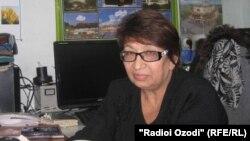Махфират Ҳоҷибоева - духтари Шукуҳӣ