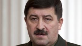 Belarusian KGB chief Vadzim Zaytsau