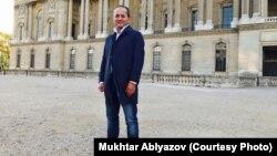 Қазақстандық бұрынғы банкир, қуғындағы оппозициялық саясаткер Мұхтар Әблязов.
