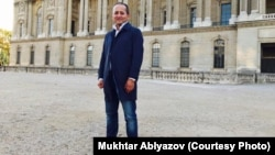 Mukhtar Ablyazov, former head of BTA Bank, who lives in France and positions himself as a political opponent of Kazakh President Nursultan Nazarbaev.