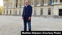 Nursoltan Nazarbaýewiň tankytçysy Muhtar Abliýazow