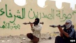 آمریکا همواره ایران را به حمایت از شبه نظامیان شیعه عراقی متهم کرده است. (عکس: epa)