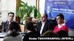 Народный защитник Грузии Уча Нануашвили 7 декабря этого года сложит свои полномочия. Кто придет ему на смену?