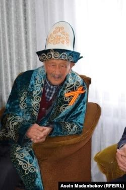 Сабар Жайылканов.