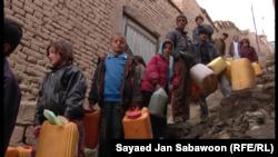کمبود آب آشامیدنی صحی یکی از مشکلات عمده در کابل