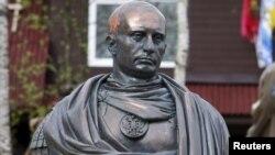 مجسمه ولادیمیر پوتین