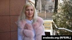 Алена Страха, грамадзянская жонка Рабешкі