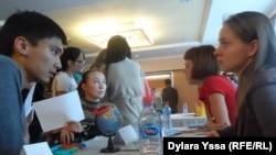 Выставка «Международное образование» в Шымкенте