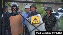 Pamje nga Kirgizia