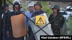 Kumtor, Kirgizi
