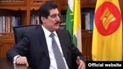 اضل ميراني سكرتير المكتب السياسي للحزب الديمقراطي الكوردستاني-العراق