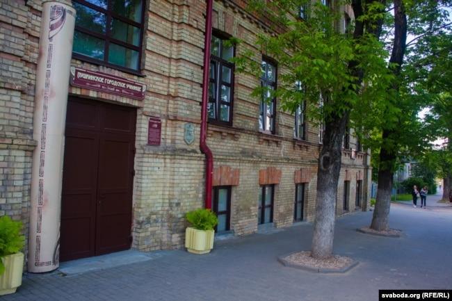 Пушкинская училище действовала первой в этом здании
