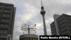 Германи -- Дуьненан массо а мехкашкара хан гойту сахьт, Берлин, 12Гез2012