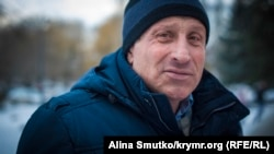 Mykola Semena was initially detained in April over an article expressing the view that Crimea should be returned to Ukraine, and then released but ordered not to leave the peninsula.