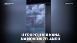 Novi Zeland: Postoji mogućnost novih erupcija vulkana