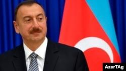 İlham Aliyev new
