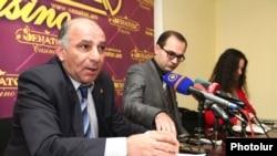 Կարեն Մանվելյան, Արման Վերմիշյան