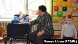 Grădiniţa nr.12 din Orhei unde se practică educaţia incluzivă a copiilor cu dizabilităţi