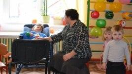La grădiniţa No.12 din Orhei cu regim incluziv pentru copii cu dizabilităţi