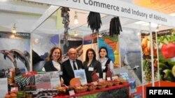 Продукция из Абхазии пользовалась успехом у посетителей международной туристической выставки в Праге