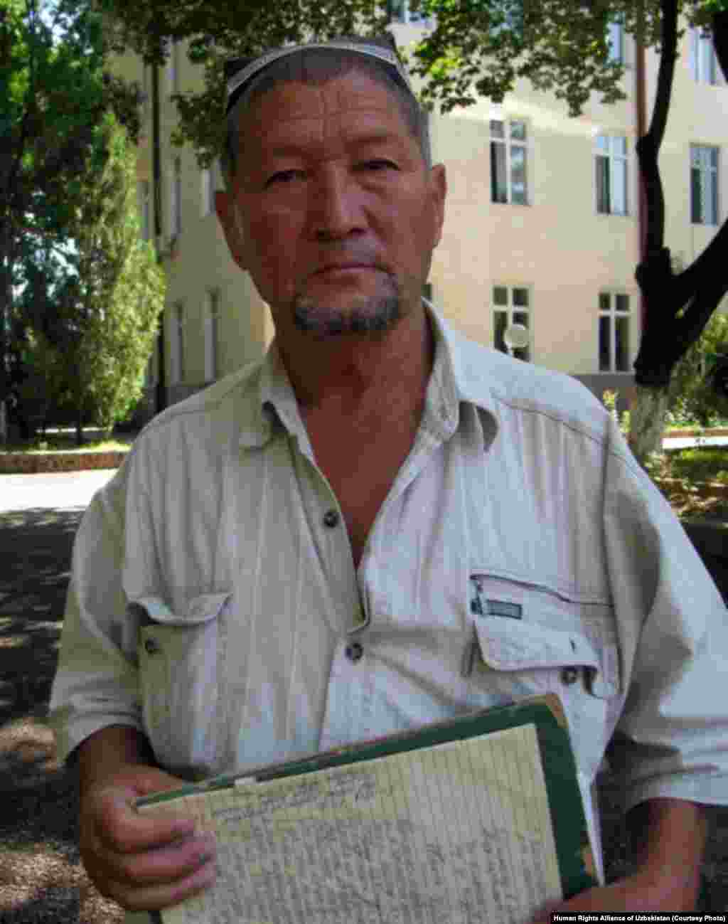 In 2013, Ferghana Valley-based activist Nematjon Siddikov was arrested after his family was assaulted at home by unknown assailants following his investigation into local police corruption. He was sentenced to six years but later released under amnesty.