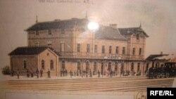 Железнодорожный вокзал в местечке Яблонне-в-Подъештеди близ Либереца имеет полное право участвовать в юбилейных торжествах