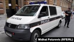 Policia në Bosnje