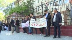 Суд в Бишкеке отпустил на свободу экс-главу ГКНБ Суталинова: его осудили за расстрел людей в 2010 году